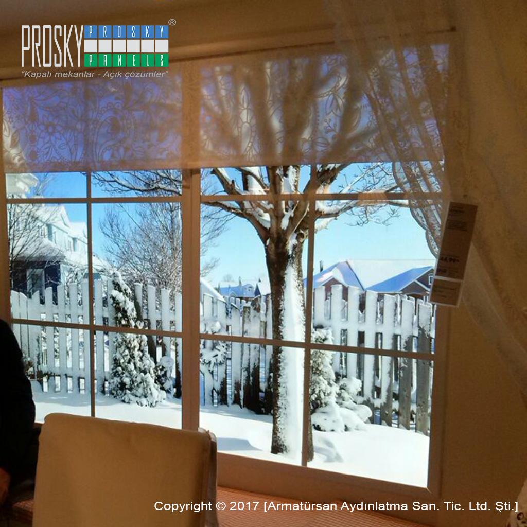 Fake Window Light Faux Window And Artificial Window