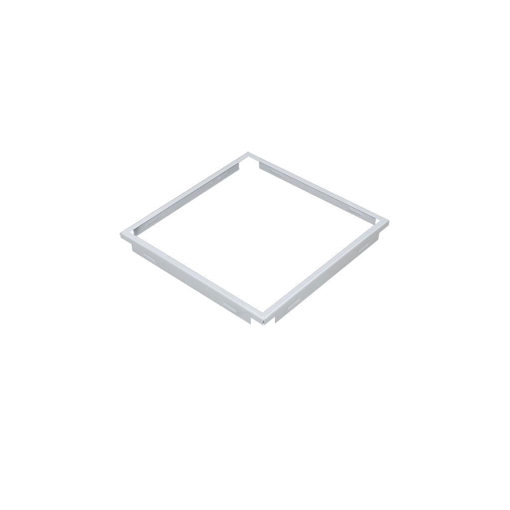 Led panel light clip-in ceiling frame kit 30x30 - Prosky Panels